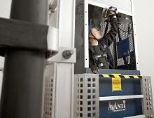 Installation of Avanti lifts - Avanti Training Center - Denmark